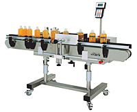 Spindle Wrap Labeler